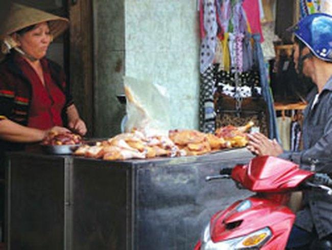 Khó kiểm soát đà tăng giá thực phẩm