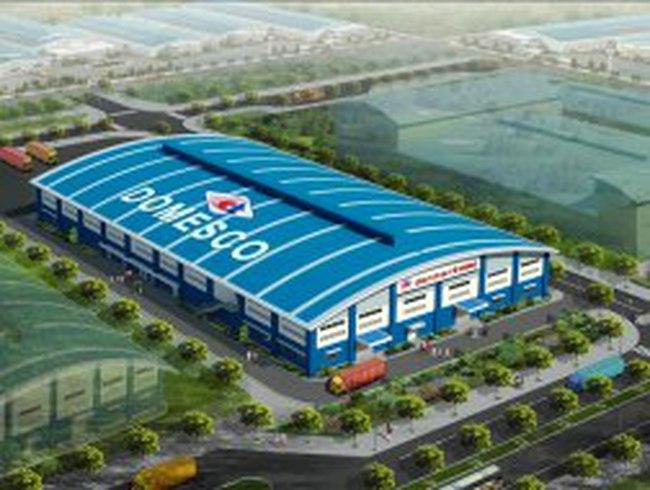 DMC: Năm 2012  LNST đạt 90,36 tỷ đồng vượt 7% kế hoạch