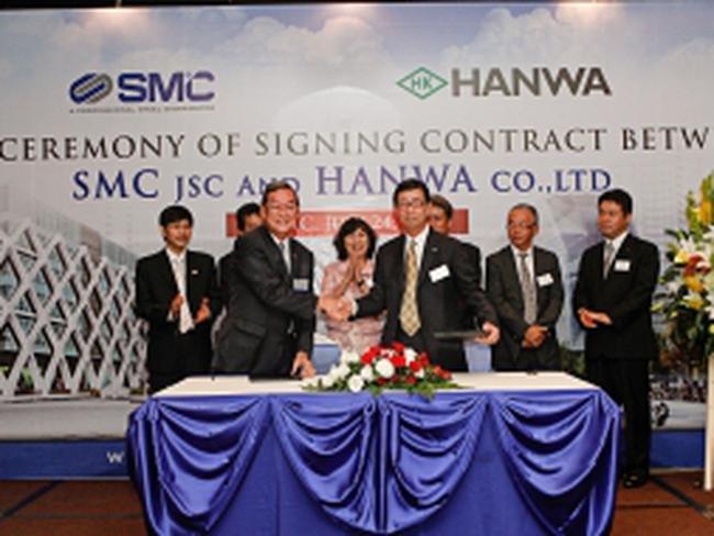 SMC (HN): Quý I/2013 lãi ròng 45 tỷ đồng hoàn thành hơn 50% kế hoạch