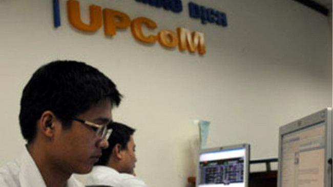 Tổng hợp KQKD quý 3/2013 của 13 doanh nghiệp trên sàn UpCOM