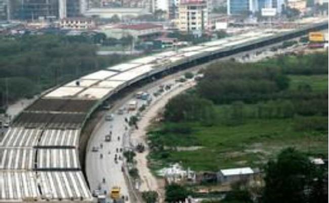 Tiến độ hàng loạt dự án hạ tầng khu vực HN và TPHCM