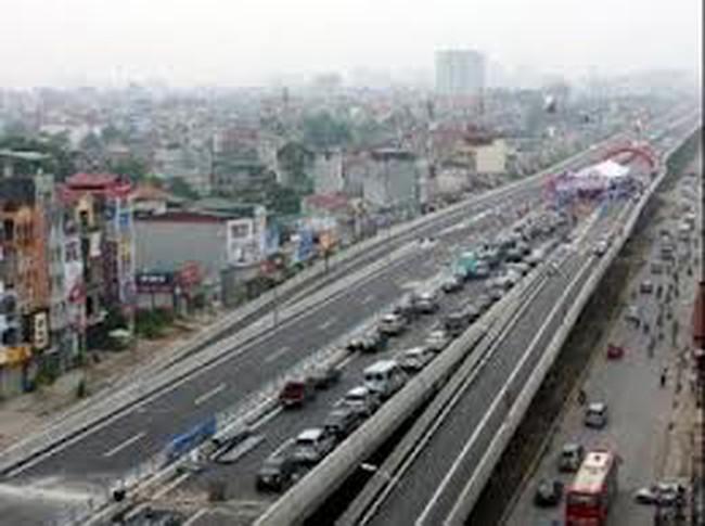 Đường vành đai 5 Hà Nội đi qua 8 địa phương