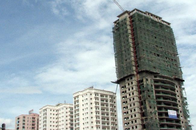 Hàng tỷ đôla nằm chết trong bất động sản