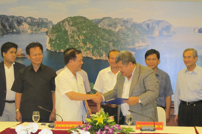 Xây dựng đường cao tốc Hạ Long - Móng Cái giai đoạn 2