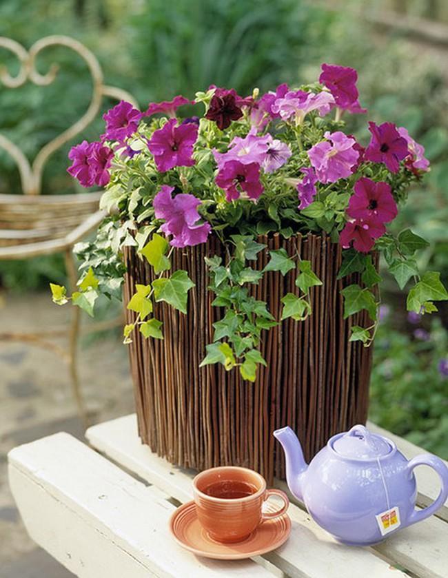 Thoáng dịu dàng với phong cách vườn vintage