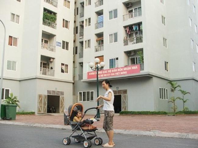 Thiếu chính sách phát triển nhà cho thuê