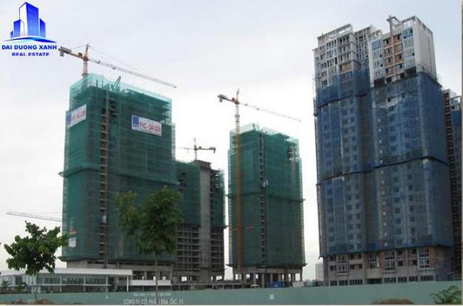 """Dự án Petroland: Khách hàng """"bao vây"""" chủ đầu tư đòi căn hộ"""