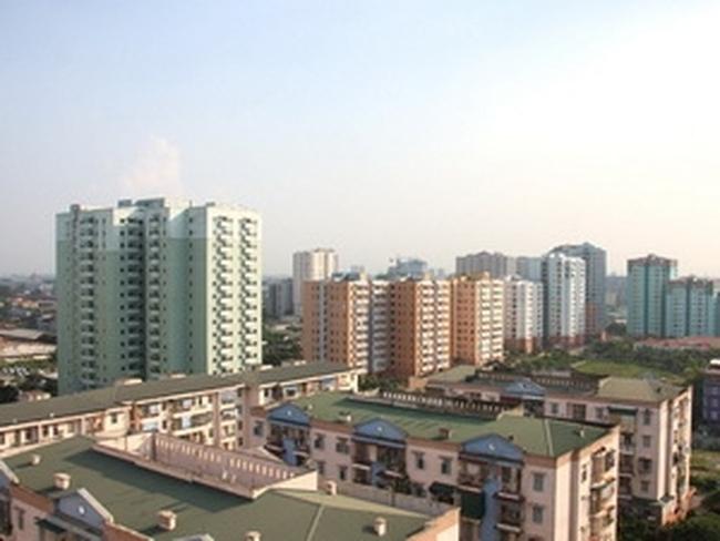 Hà Nội: Hơn 2.000 căn hộ tái định cư chưa bàn giao