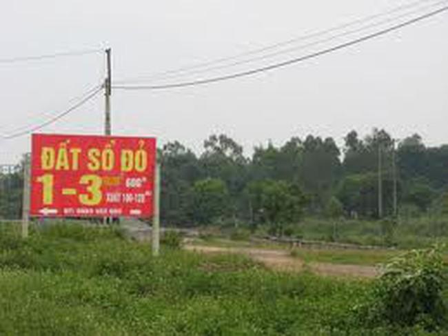 Đất thổ cư Hà Nội: Nơi nào buôn 2 bán 1 ?
