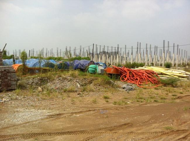 Parkcity: Dự án hoang tàn giữa lòng Hà Nội