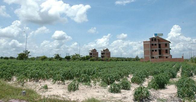 Đề xuất thu tiền sử dụng đất từ 10-20%