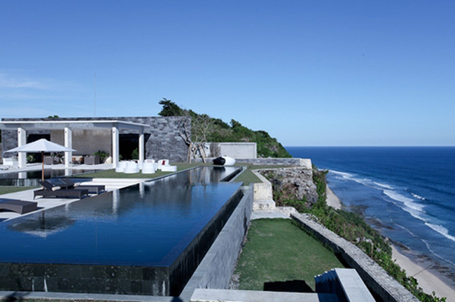 Ngôi nhà 3,7 triệu USD bên bờ biển Bali