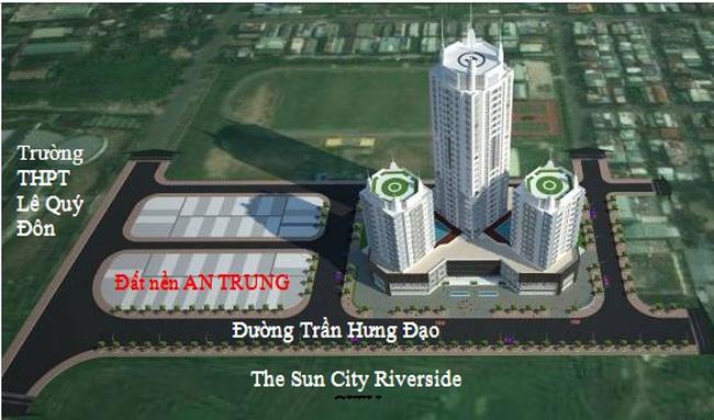 Đà Nẵng: Mở bán đất nền đường Trần Hưng Đạo
