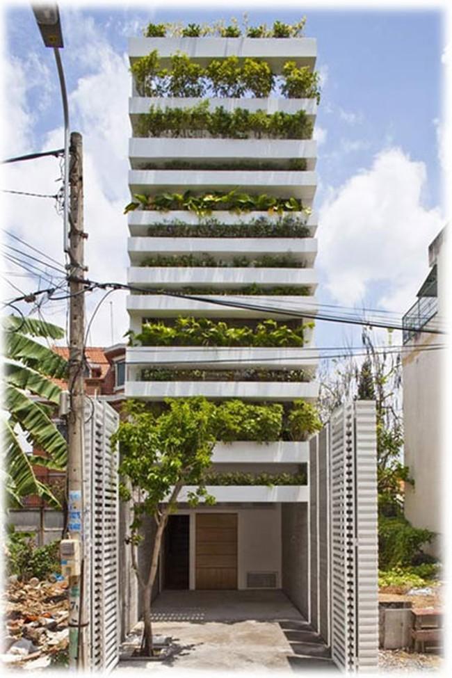 Kiến trúc Việt Nam thắng lớn tại Singapore