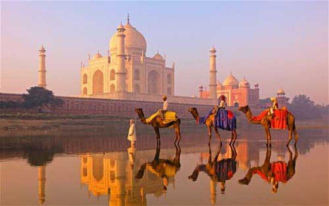 Đền Taj Mahal 1 tỷ USD sắp được xây dựng ở Dubai