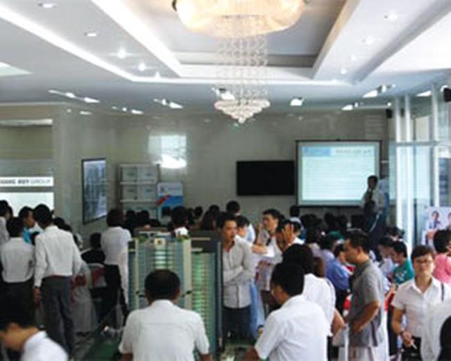 Bất động sản Hà Nội: Chờ cải thiện thanh khoản