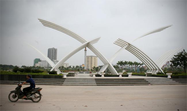 Công viên hiện đại nhất thủ đô xuống cấp nhanh