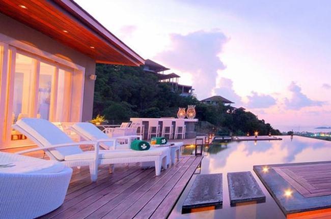 Biệt thự 3 triệu USD trên đảo Thái Lan