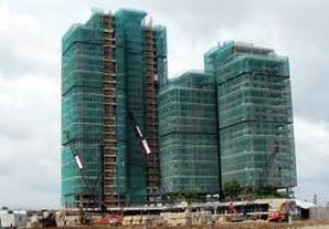 Mặt bằng giá chung cư 14-18 triệu đồng/m2