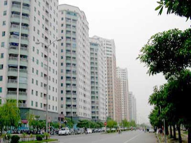 Nhà chung cư Hà Nội sẽ có khung giá dịch vụ