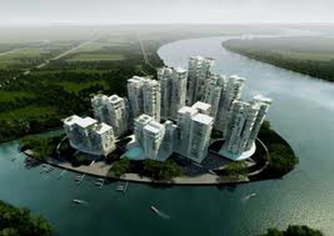 Cho tồn tại phần xây sai phép tại đảo Kim Cương