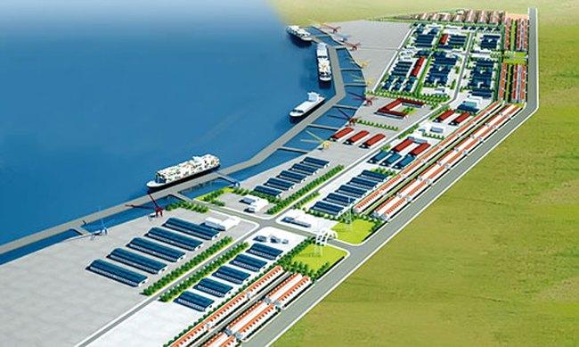 """KCN-Cầu cảng Phước Đông"""": Nhà thầu """"đấu"""" chủ đầu tư"""