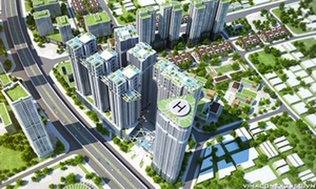 Hà Nội: Thêm dự án nhà ở thấp tầng xây dựng
