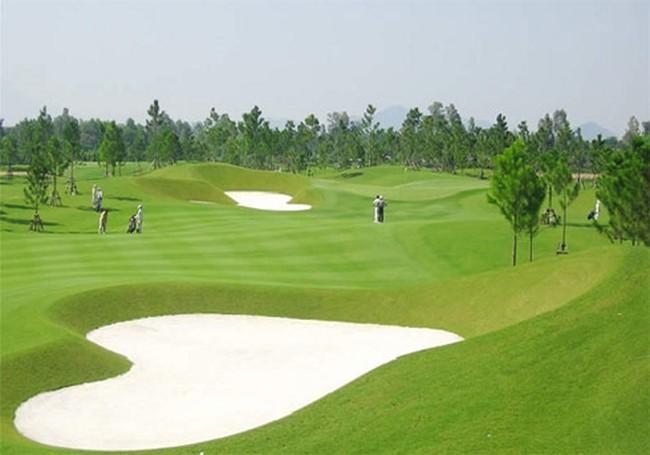 Hà Nội sẽ có 8 sân golf