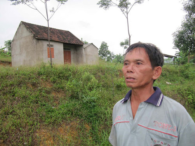 Thiếu đất, dân bỏ làng tái định cư