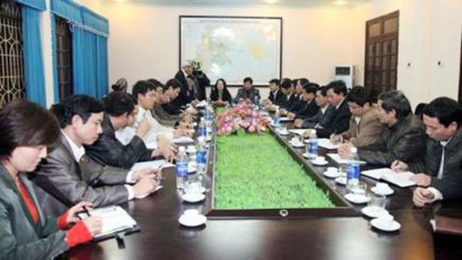 Hải Phòng: Bắt nguyên Phó Chủ tịch huyện Tiên Lãng