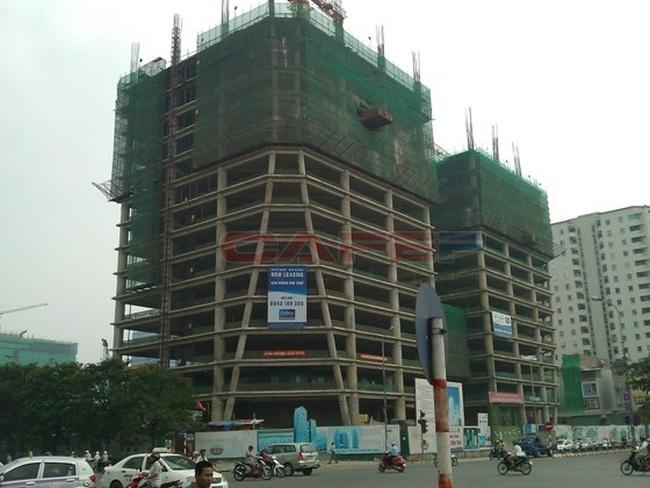 Tiến độ hàng loạt dự án dọc trục Lê Văn Lương