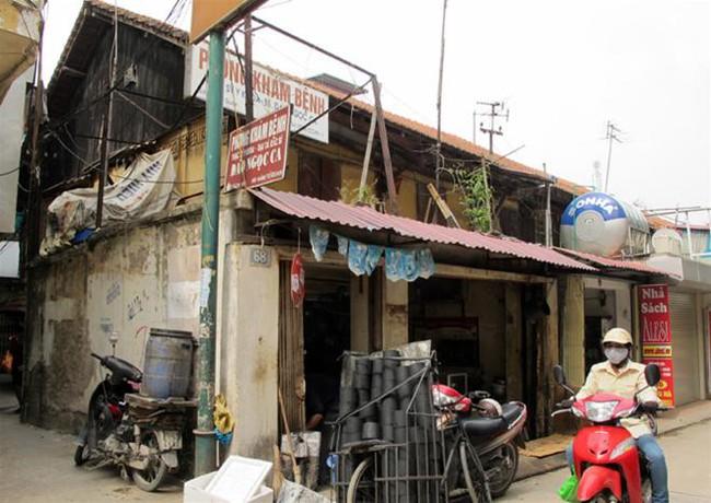 Hà Nội: sẽ di dời dân tại 9 khu nhà gỗ ở Q.Hoàn Kiếm