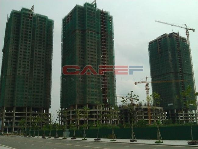 Soi tiến độ 6 dự án giảm giá sốc trong tháng 10