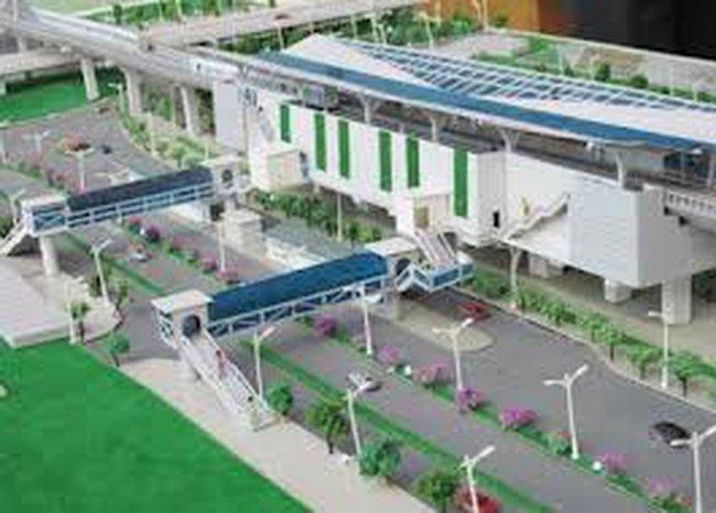 Tuyến đường sắt Nhổn - Ga Hà Nội: Gần 614 tỉ đồng xây ga dừng và bảo trì