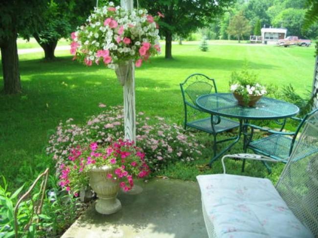 Dịu dàng vườn thu