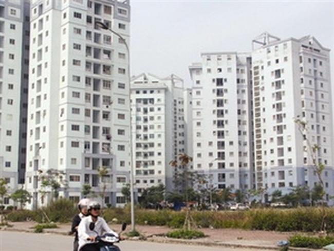 Hà Nội gấp rút dự án nhà tái định cư Nam Trung Yên