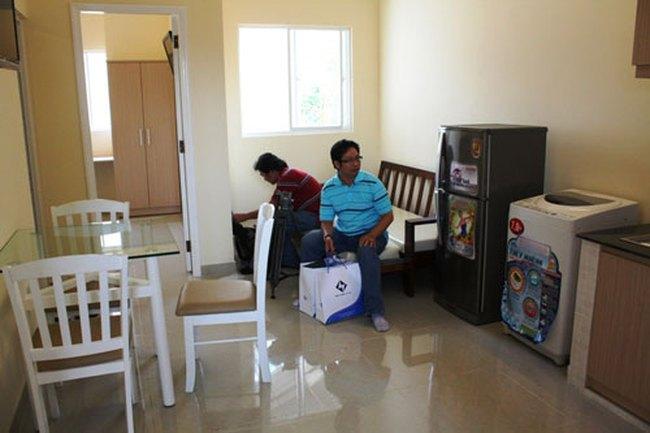 Lại đề xuất thí điểm căn hộ 25 m2