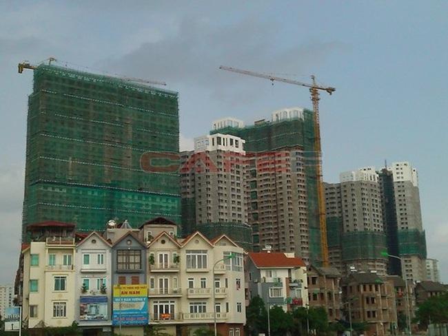 Cập nhật tiến độ hàng loạt dự án khu vực Hà Đông