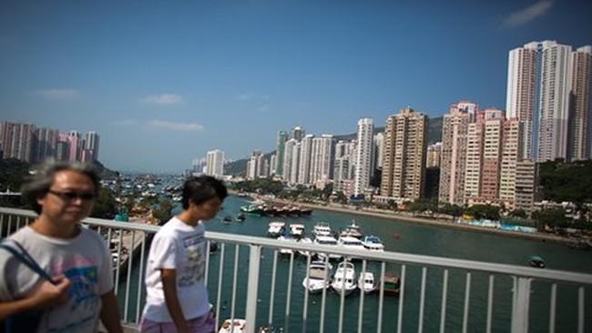 Nhà giàu Trung Quốc đổ sang Anh mua nhà