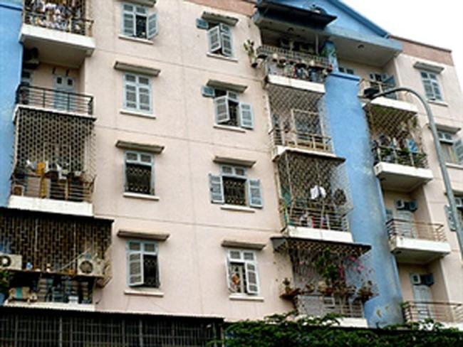 Chung cư tái định cư tại Hà Nội: Chất lượng thấp vẫn đắt hàng