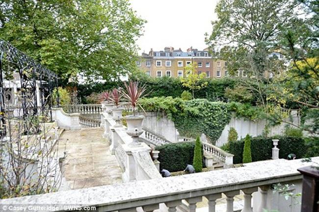 Cận cảnh biệt thự giá 100 triệu bảng Anh ở London