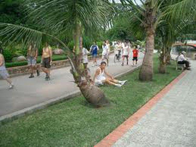 Hà Nội: Xây dựng mới 18 công viên, vườn hoa