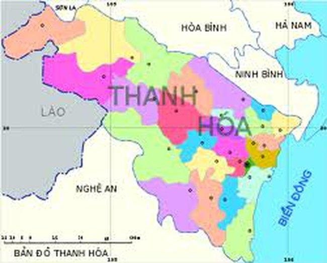 Phê duyệt quy hoạch sử dụng đất của Thanh Hóa