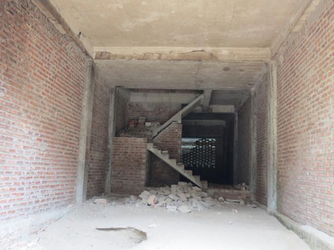KĐT Văn Phú: Nhà chưa ở đã nứt toác