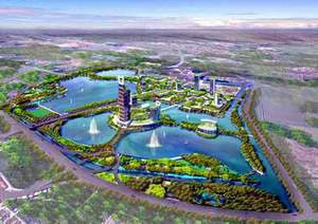 Chuyển 5,2 ha đất công viên Yên Sở sang đất ở