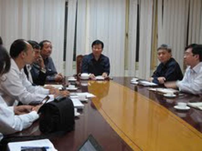 Bộ trưởng Trịnh Đình Dũng họp khẩn về Sông Tranh 2