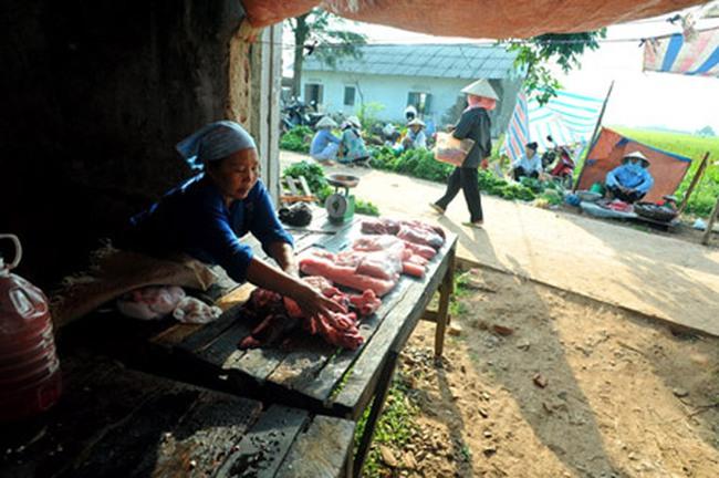 Hà Nội chi hơn 100 tỷ đồng xây chợ ở nhiều xã nghèo