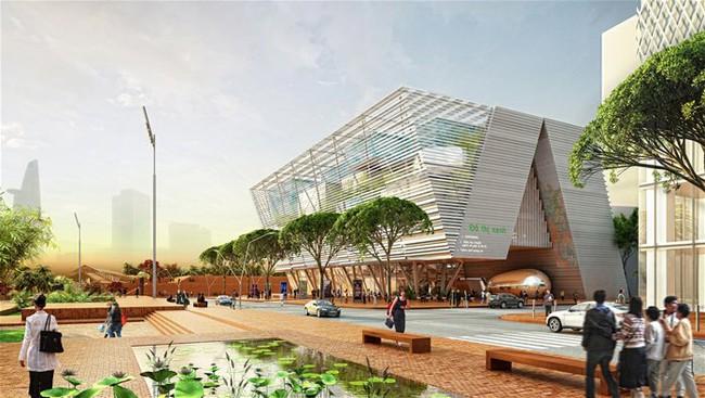35 triệu đô la xây trung tâm triển lãm quy hoạch
