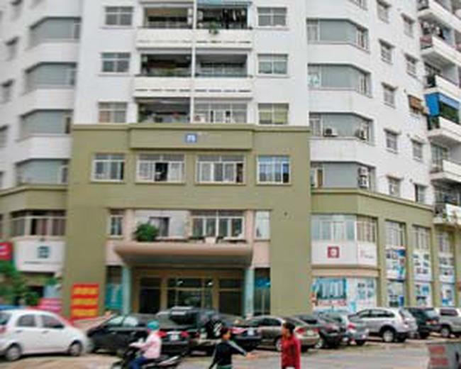Khu đô thị Yên Hòa: Nảy sinh tranh chấp do thiết kế chung cư bị 'lạc hậu'