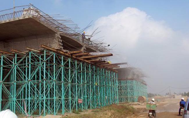 Hàng loạt dự án điểm của Hà Nội chậm tiến độ